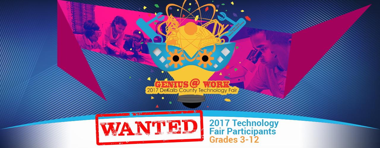 dekalb county technology fair