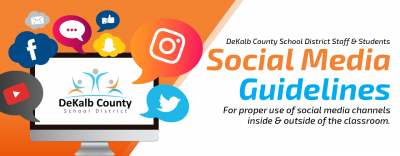 Social Media Guidelines Banner