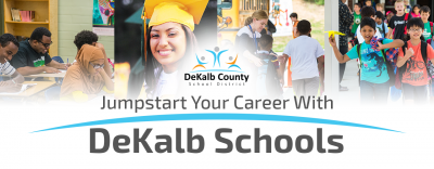 Jumpstart Career with DCSD Web Banner
