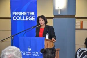 Dr. Vasanne Tinsley, DeKalb Schools Deputy Superintendent