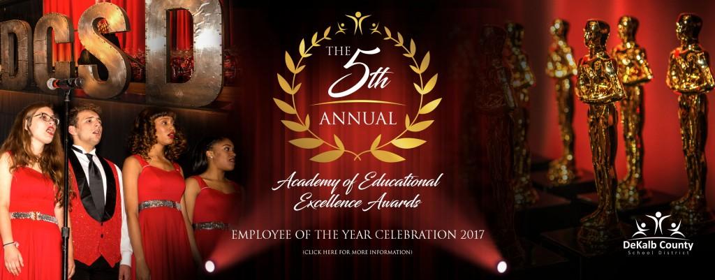 5th Annual Ed Awards 2