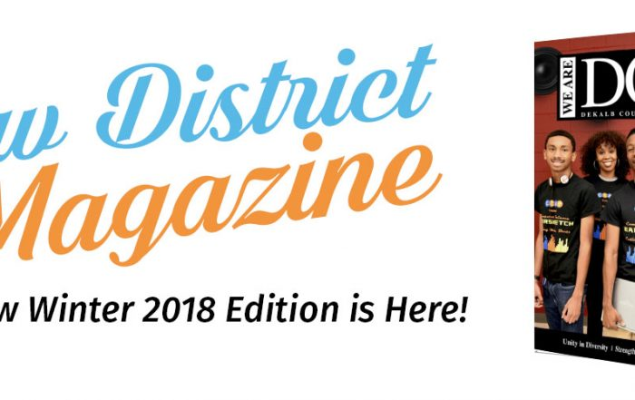 We Are DCSD Mag 3rd Edition
