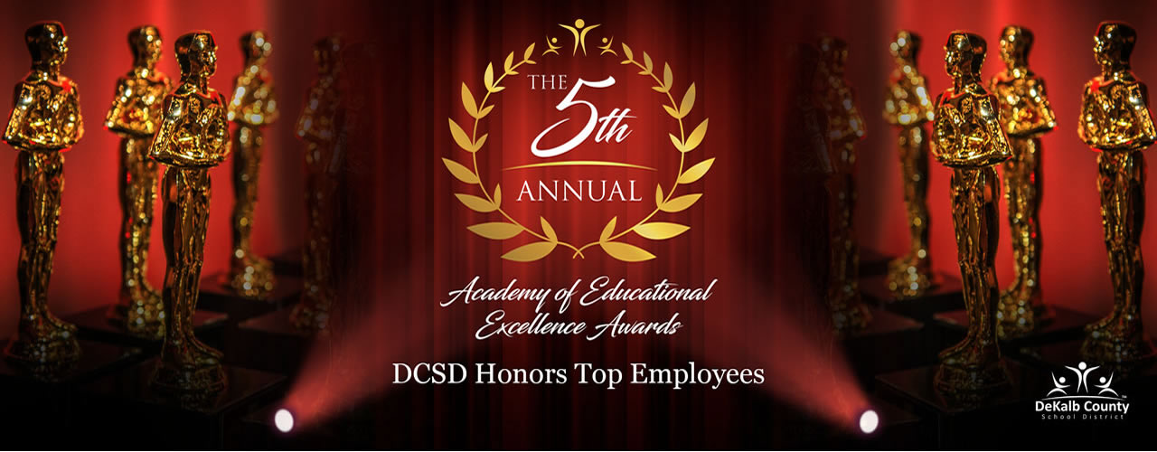 Top Employees Honored at Educational Excellence Awards