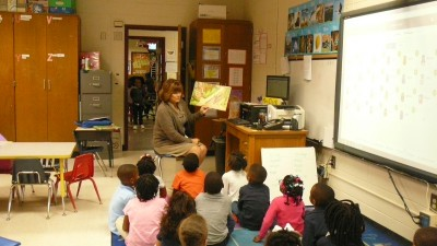 Shadow Rock Elementary Hosts Reading Night