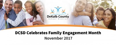 Web Banner Family Engagement Month
