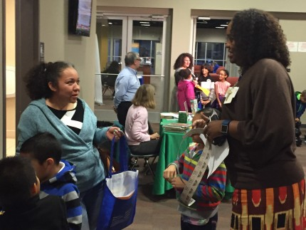DCSD Hosts Family Game Night