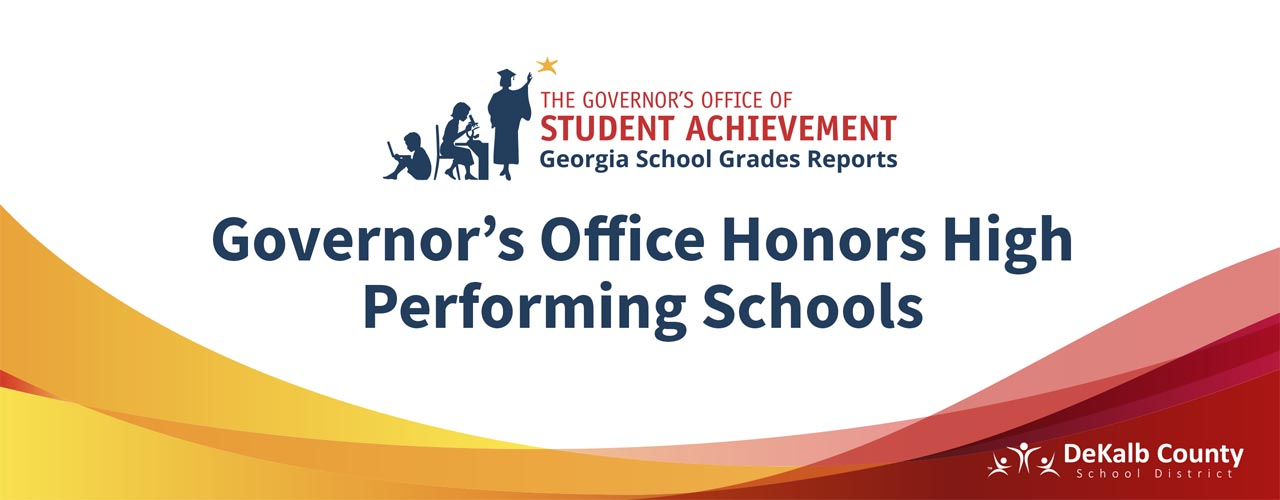 15 DeKalb Schools Recognized Statewide for Student Achievement