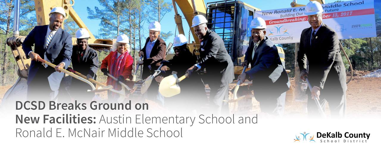 DCSD Breaks Ground on New Facilities