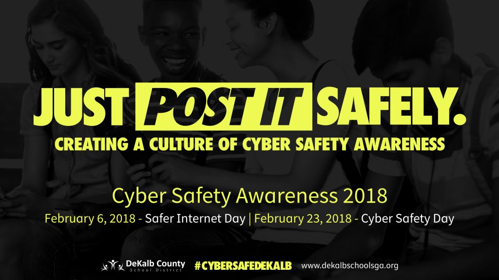 DeKalb Celebrates 2nd Annual Cyber Safety Day on Feb. 23