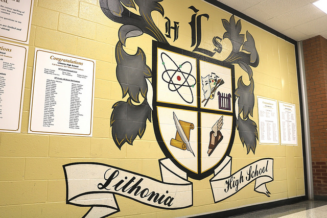 Logo: Lithonia High School