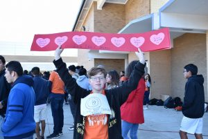 DeKalb Students Participate in National School Walkout