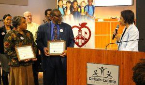 DCSD opens doors to DeKalb Association of REALTORS.