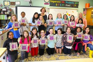 Sagamore Hills STEM Gems Club Fosters Tomorrow's Leading Scientists