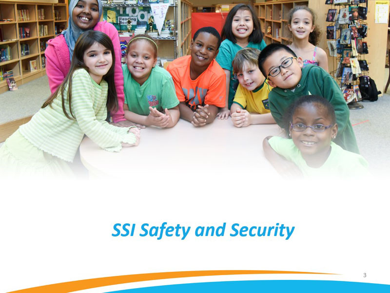 Student, Support, and Intervention Safety and Security