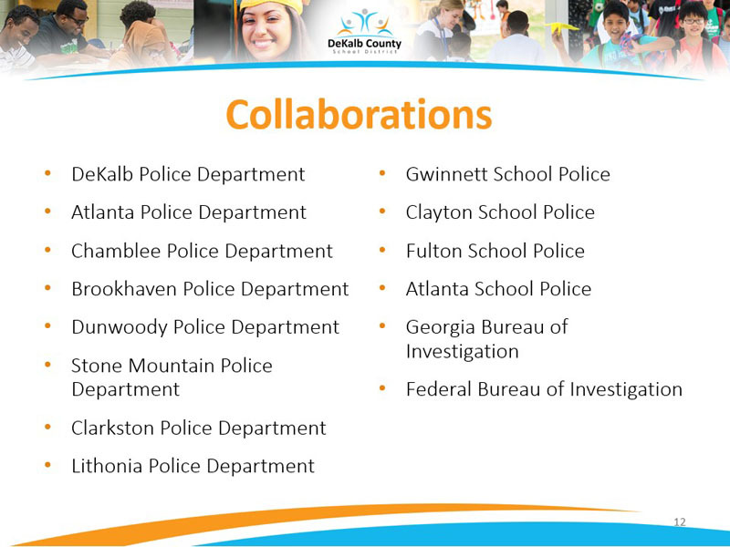 Public safety collaborations