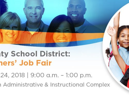 Annual Teacher's Job Fair