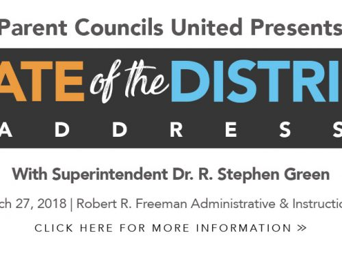State of the District 2018