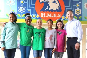 Henderson Mill Fifth Graders Honor Month through Essay Contest