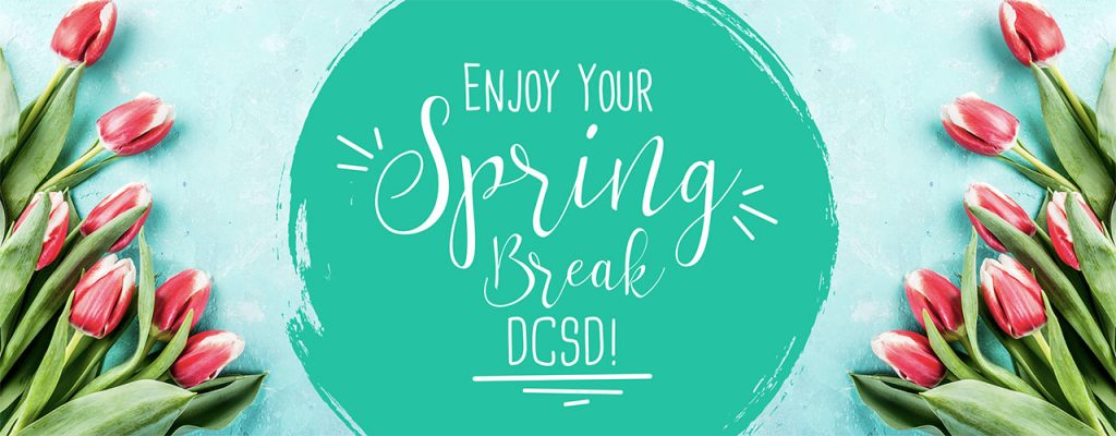 DeKalb Schools will be closed for Spring Break from April 2-6, 2018. Administrative offices will be closed April 5-6, 2018.