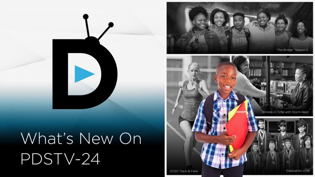 Whats New On PDS TV-24