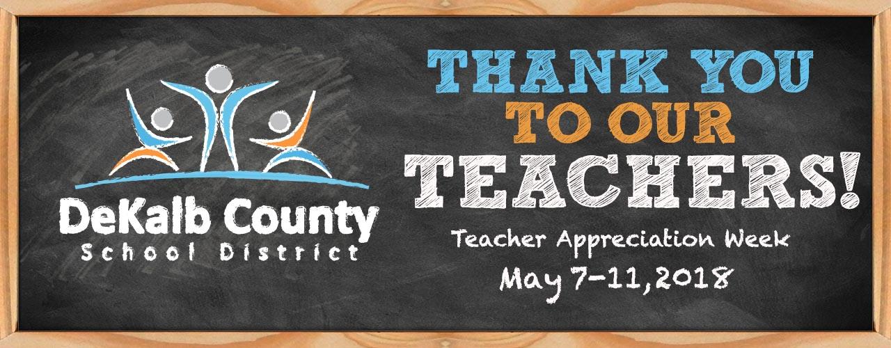 Web Banner DCSD Teachers Appreciation Week 2018