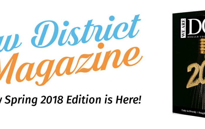 Web Banner We Are DCSD Mag 4th Edition