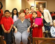 Dresden Elementary Junior Beta Club Instrumentalists Spread Citizenship