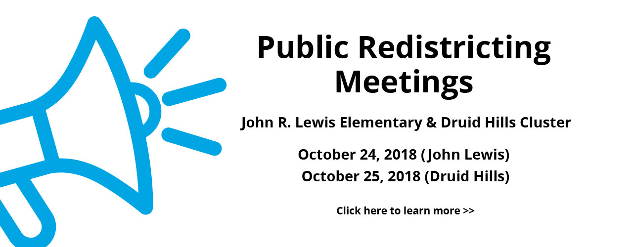 Redistricting Banner meeting 2