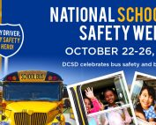 School Bus Safety Week Banner