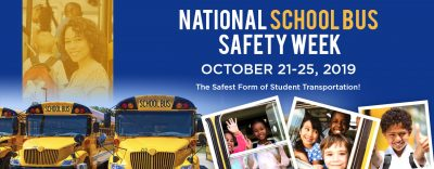school bus safety 2019