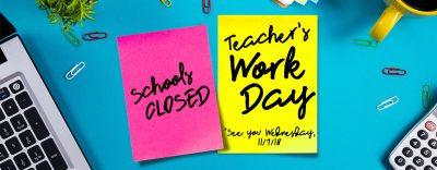 teacher work day November 6