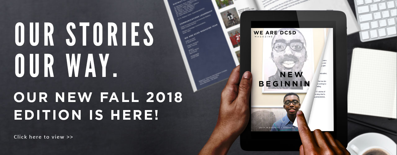 Fall 2018 magazine banner