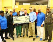 School Receives Dart Foundation Grant
