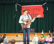 Aidan Cares Visits Fernbank Elementary