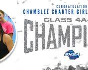 Chamblee Charter Wins State Swim Championship