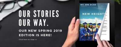 Spring 2019 magazine