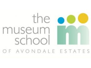 the museum school logo