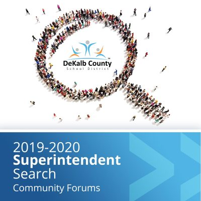 Superintendent Search Community Forum square