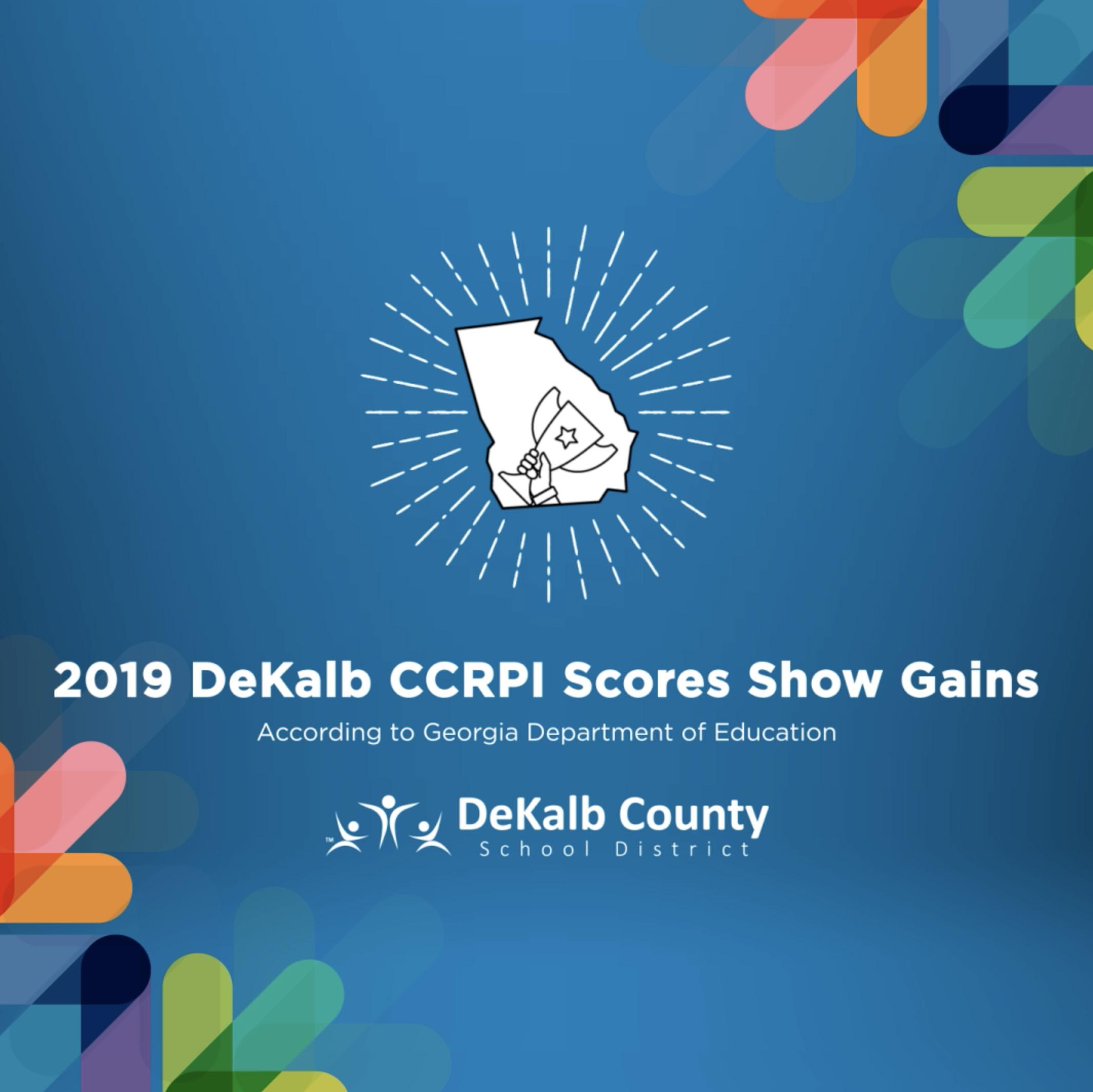 2019 CCRPI Scores