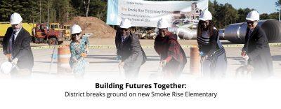Smoke Rise Groundbreaking 2019