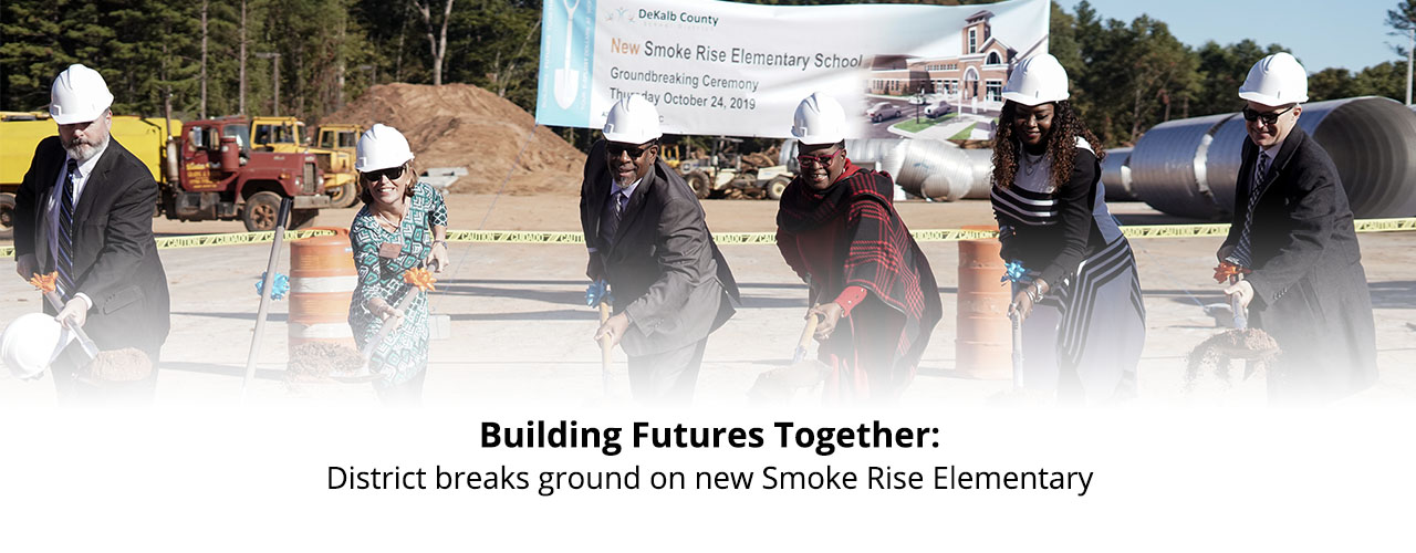 Smoke Rise Groundbreaking 2019