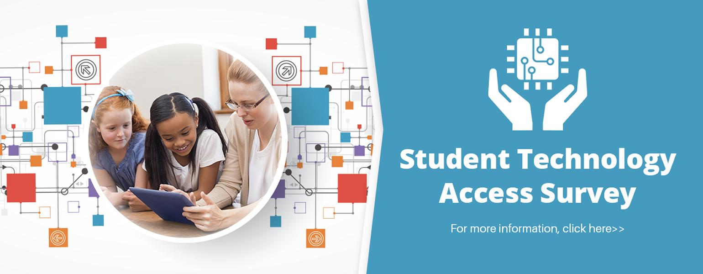 Technology Access Survey 2020 Web Banner