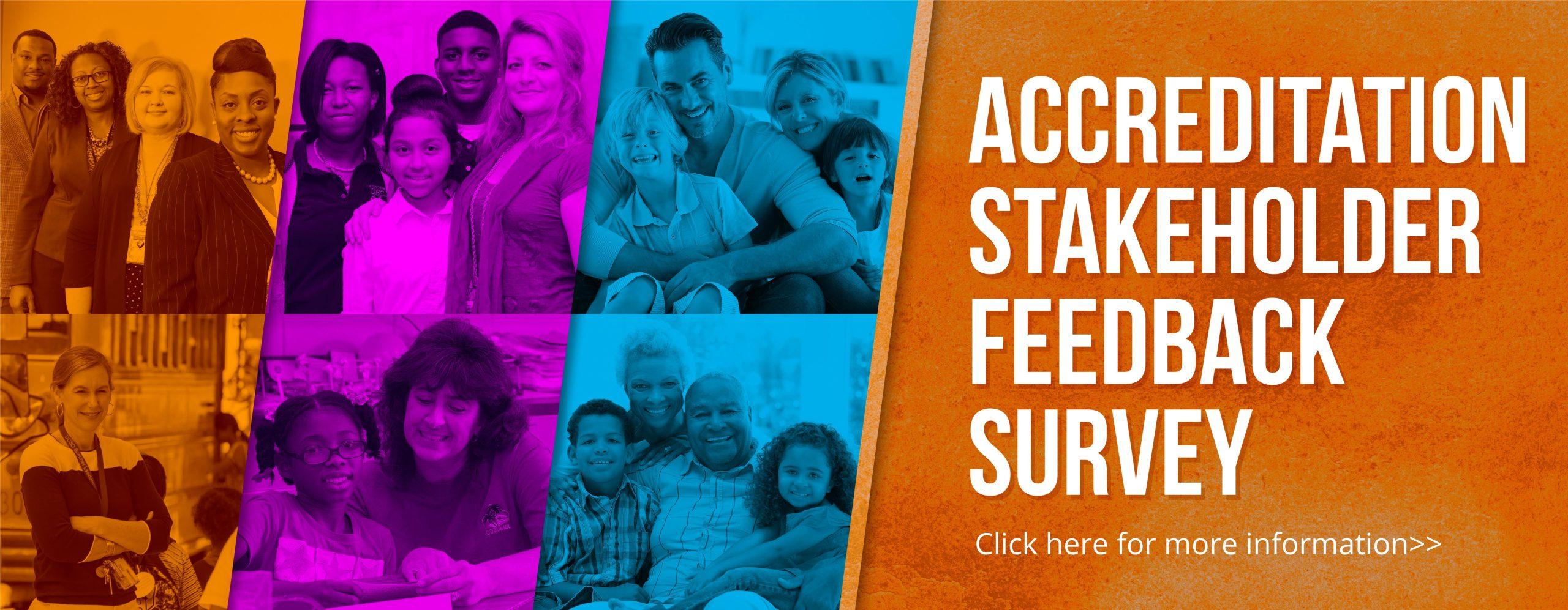 Stakeholder Feedback Survey Web Banner