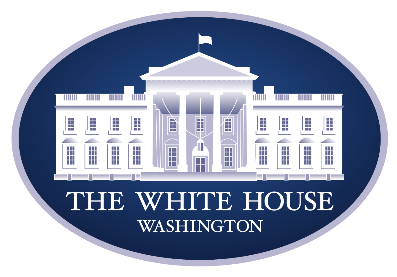 Official logo for the U.S. White House Administration